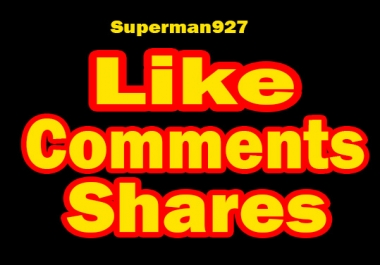 USA Base 40+ Youtube custom comments 50+ share 30+ Like to your video