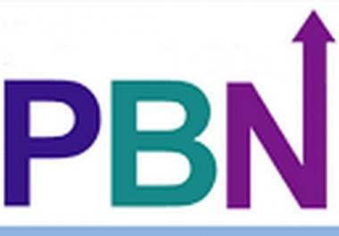 do permanent 100 pbn blog net with login plus