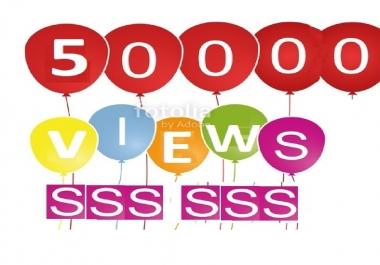 50000 Customs Social Viewssss Inbox me Befor Order