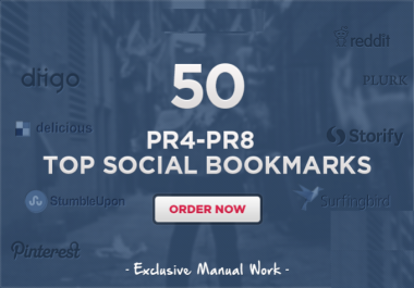 do 50 pr4 pr9 social bookmaking