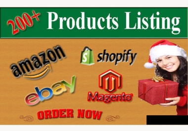 I Can Create Your Product Listing