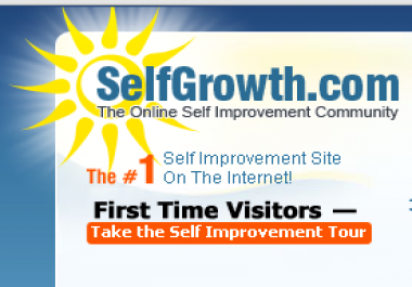 Publish a guest post on Selfgrowth. com