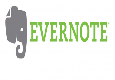 publish article with dofollow backlink on Evernote