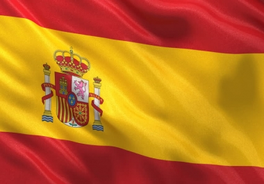 Drive 15,000 Spain Low Bounce Targeted Traffic