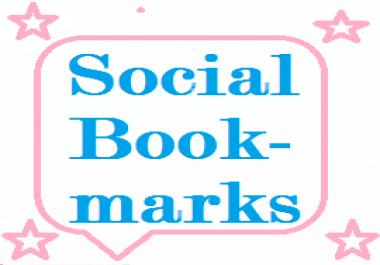Total 25+ Stumbleupon+Tumblr+Repin+Diigo Bookmarking  Backlink For Website/Youtube Video