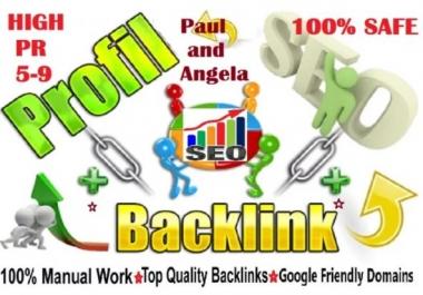 Build 100 Paul And Angela Profile Back Links