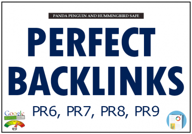 I Will Do High PR, DA 70 to 100 Pr9 To Pr6 High page Seo Dofollow Backlinks