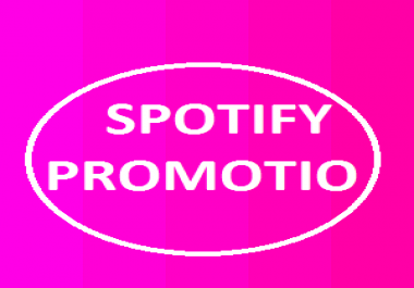1200 Spotify real plays within 3 days