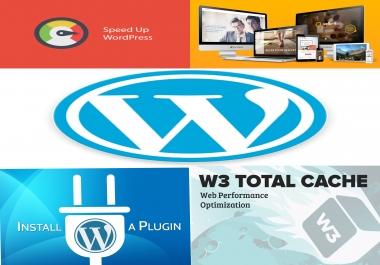 Install WordPress Customize Themes