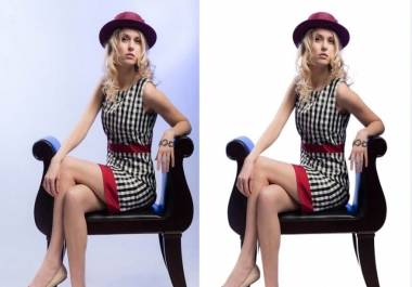 Super fast photoshop editing 20+ Images background remove within 24 hours