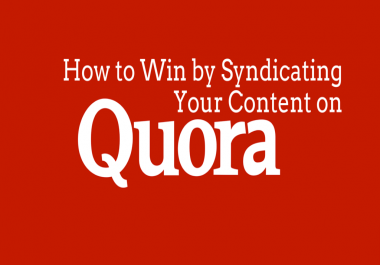 Updated on 2017 - Promote your website with 20 Quora Answers
