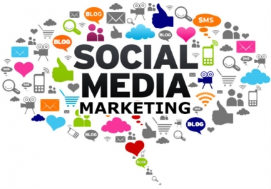 All In One Social Media Marketing Service