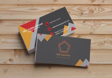 Make Double Side Business Cards