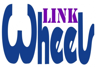 Full link wheel campaign seo promotion
