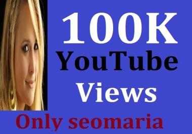 Fast 80,000 Or 80K  HR YT Views and 5000+ Extra Bonus Likes