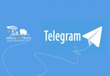 500 HD Telegram Member high quality telegram shoutout instant