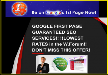 GOOGLE 1st Page Ranking with 100 High Quality PBN Links DA 90+