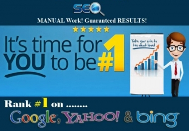 Website Ranked 1 On Google With 1000 High Pr Manual Powerful SEO Backlinks