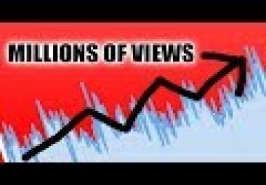 12000+ High Quality Website or Blog Views