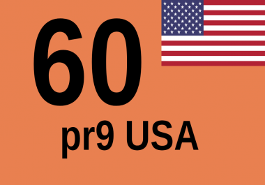 manually create 60 USA beased high pr9 backlinks for your website ranking