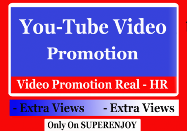 SEO for Youtube videos Promotion and Marketing