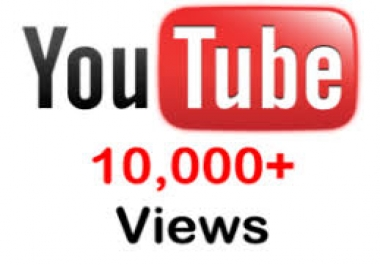 Fast 10000+ Non Drop Adsense Safe HQ Views +50 Likes for Your YouTube Video