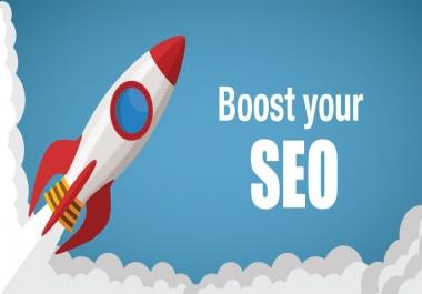 100 manual SEO Backlinks for Google Ranking
