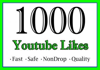 1,000 Or 1K Or 1000 YouTube Likes Or 1000 Or 2000 Or 3000 Or 4000 Or 5000 Youtube Views