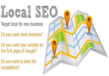 Create 50 Google Map Local Citations and share 1000 sites Local SEO Ranking