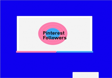 I will give real 300+ Pinterest Followers in your Page only