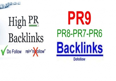I Will Create 125+ High PA, DA Manual, Backlinks