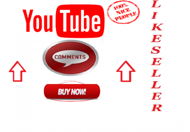 instant start 35 youtube custom comment +35 youtube  like 1-8 hours delivery