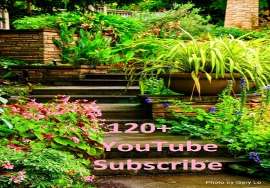 Instant 121+ You'Tube Subs  From USA, France and England Manually & Safe