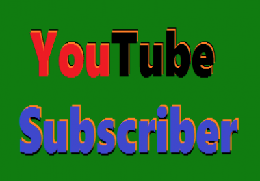 YouTube Promotion By USA, France and England User Manually & Safe