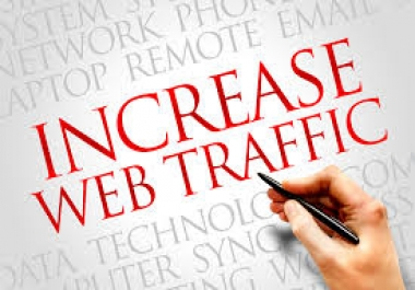 Advance 350,000 Real Unique Website Traffic Visitor/click To Your blog ,website split able