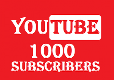 505+ YT All Time Active Never Drop Subscription Instant Start