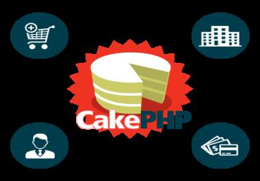 cake php framework coding