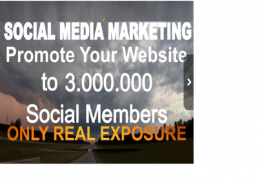 Do Website Social Campaigns To 3mil Social Fans Followers For Visitors Traffic