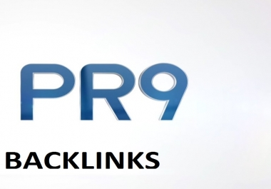 Get 20+ High Quality PR9 Profile Backlinks
