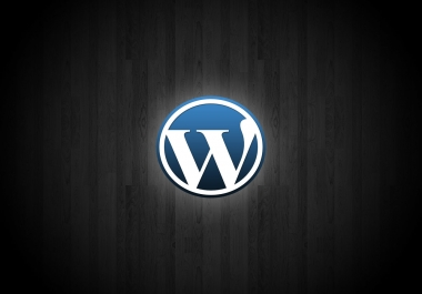 Build a professional WordPress Website