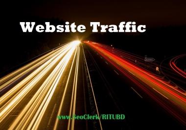 Unlimited human traffic from social media