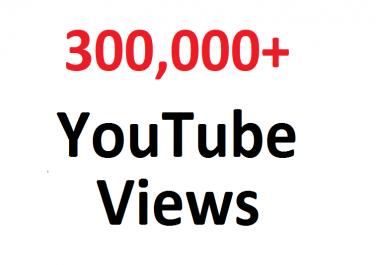 add 300000 300K SAFE YouTube hits Guaranteed