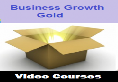 Get Instant Business Growth Video Courses + 8 PDF Free Bonus