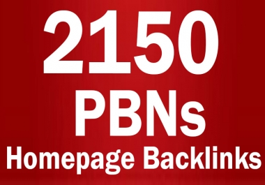 2150 web 2.0 Permanent Blogs Homepage Backlinks - Manual work Whitehat