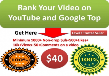 Rank Or Viral Your Video On Youtube And Google Top