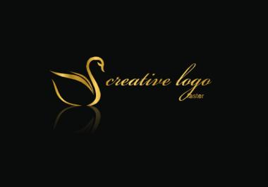 Design 3 CREATIVE logo for $5