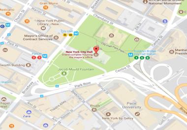 I Create 50 google map whole world Live Local CITATION for Local SEO