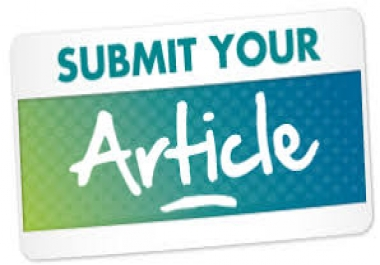 Submit Your Content To 500 word Article Submission Directories