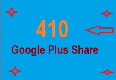 Buy 410 Google Plus Share , social signals on any Link only on in $2