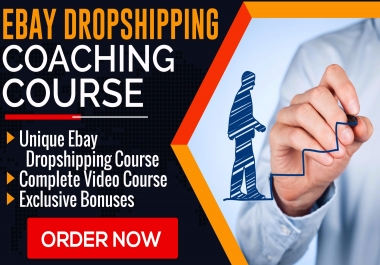 Get Ebay Dropshipping Coaching Course